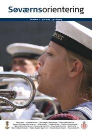 Søværnsorientering nr. 2 / 2007