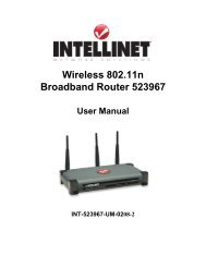 Wireless 802.11n Broadband Router 523967 - IC Intracom