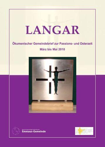 Ökum. Gemeindebrief (Nr.02, März - Mai 2010) - Deutschsprachige ...
