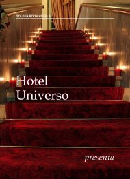 eBook Hotel Universo - Golden Book Hotels