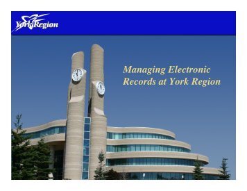 Records - Verney Conference Management