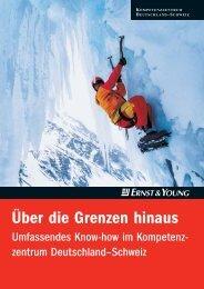 Über die Grenzen hinaus - Schweiz