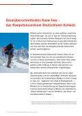 Über die Grenzen hinaus - Schweiz - Seite 2