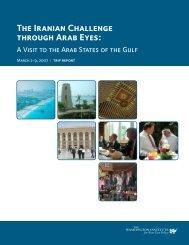 The Iranian Challenge through Arab Eyes - The Washington Institute ...