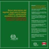 Breve descripción del régimen legal para el ... - DNI Costa Rica
