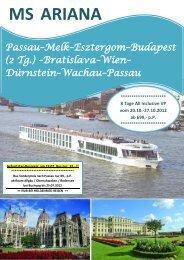 MS ARIANA - Holdenried Reisen