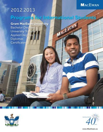 Programs for International Students