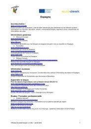 Clic Espagne 2013