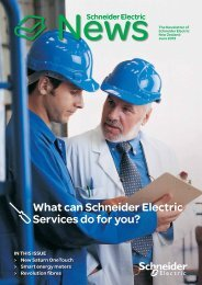 What can Schneider Electric Services do for you?