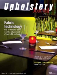Upholstery Journal, June/July 2008, Digital Edition - Specialty ...