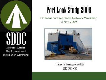 Port Look Study 2008