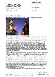 Schweizer KMU auf der Suche nach dem richtigen ... - beim KMU-HSG