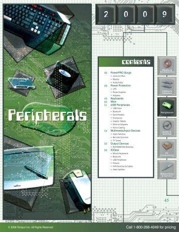 Peripherals - Tomauri Inc