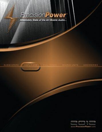 PDF 2012 - Precision Power