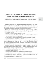 Derivatele de sange in TI.pdf - ati | anestezie terapie intensiva