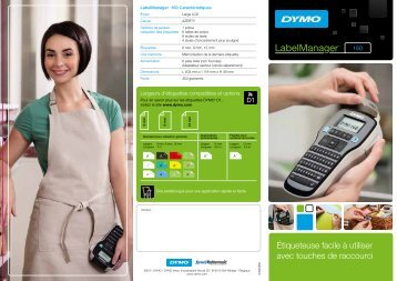 LabelManager™ 160 - DYMO