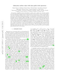 Subsystem surface codes with three-qubit check operators - EPIQ ...