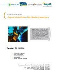 Saint-Nazaire Aéronautique : le dossier (PDF - 402 Ko) - Conseil ...