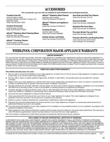 major appliance and whirlpool Indoor living major appliances refine by category kitchen (293) laundry (35) miscellaneous (6) refine by brand unique (68) ge (67) frigidaire (60) frigidaire.
