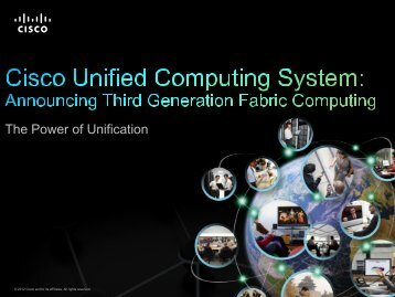 The Power of Unification - Cisco Knowledge Network