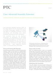 Creo® Advanced Assembly Extension - Inneo