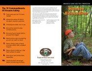 Hunter Education Hunter Education - Arkansas Game and Fish ...