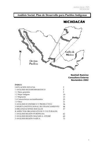 Michoacán - Bansefi