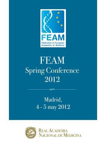 Programme - Feam.eu.com
