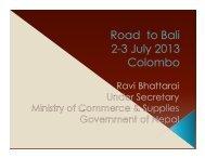 Mr. Ravi Bhattarai
