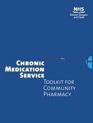 Serial Prescriptions - Community Pharmacy