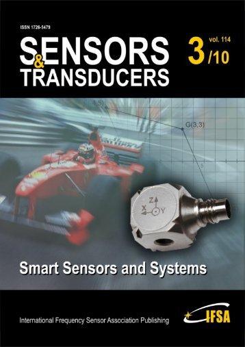 Novel Sensors for Food Inspections - International Frequency ...