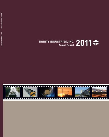 2011 of Trinity Industries, Inc.
