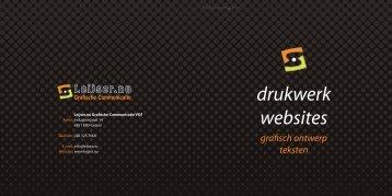 Brochures - Webklik