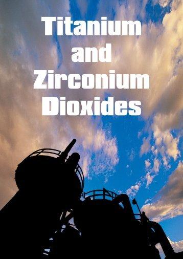 Titanium and Zirconium Dioxides - Eurosupport.nl