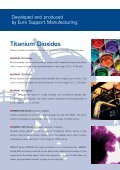 Titanium and Zirconium Dioxides - Eurosupport.nl - Page 3