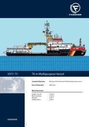 MPV 70 - Fr. Fassmer GmbH & Co. KG