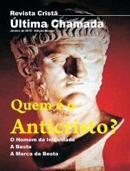 Janeiro de 2012.cdr - Revista Cristã Última Chamada.