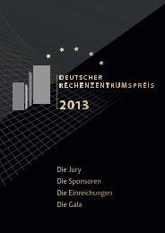 Deutscher Rechenzentrumspreis 2013