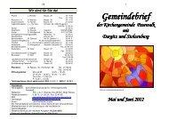 GMB Mai Juni 2012 - Kirchenkreis Pasewalk