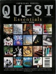 Quest - Great Jones Spa