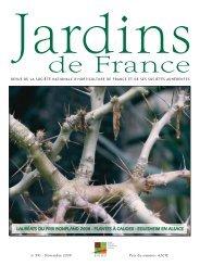 Téléchargez Jardins de France n°591 - Société Nationale d ...