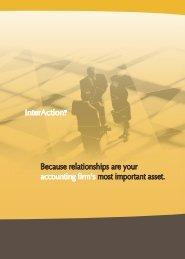 InterAction for Accounting - LexisNexis