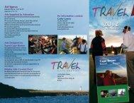 Rates Brochure 2012 TravelCB