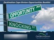 DCBA Marketing Opportunities for Operators - Destination Cape ...