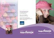 Bekijk de folder over Kanjer Guusje - St. Elisabeth Ziekenhuis