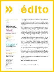 Téléchargez ici l'édition n° 10 (754 Ko) - Orchestre national d'Ile-de ...