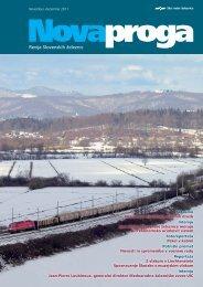 November-december (.pdf, 10 MB) - Slovenske železnice