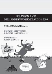 RISKIEN- HALLINTA - Seligson & Co