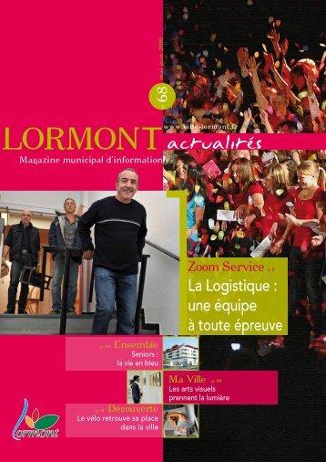 Lormont Actualités n°68