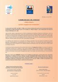 DOSSIER DE PRESSEDOSSIER DE PRESSE - Sites disciplinaires ... - Page 6